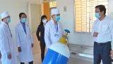 Cần Giuộc: Phó Chủ tịch UBND tỉnh Long An – Phạm Tấn Hòa kiểm tra công tác phòng, chống dịch bệnh virus Corona