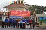 Hội LHPNVN tỉnh Long An tuyên truyền về phòng, chống bệnh viêm đường hô hấp cấp do nCov