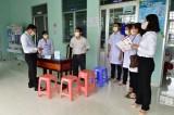 Tân Hưng: UBND huyện kiểm tra công tác phòng, chống dịch virus Corona