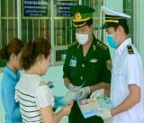 Chủ động phòng, chống dịch bệnh tại Cửa khẩu Quốc tế Bình Hiệp