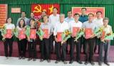 Cần Giuộc hoàn thành đại hội cấp chi bộ tiến tới đại hội Đảng bộ cơ sở