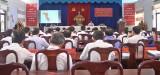 Đức Hòa tổ chức kỳ họp HĐND huyện lần thứ 17