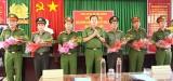 Công an thị xã Kiến Tường biểu dương gương 'Người tốt, việc tốt' giai đoạn 2015-2020