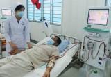 Áp dụng kỹ thuật cao phục vụ, chăm sóc sức khỏe nhân dân