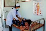 Trạm Y tế xã Long Hựu Tây thực hiện tốt công tác chăm sóc sức khỏe nhân dân