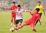 U19 Long An nhận thất bại đáng tiếc
