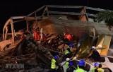 Thêm nhiều người thiệt mạng trong vụ sập khách sạn ở Trung Quốc