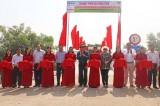 Kiến Tường: Nguyên Chủ tịch nước – Trương Tấn Sang dự khánh thành cầu nông thôn
