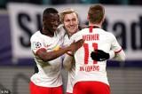 Thua thảm Leipzig, Tottenham dừng bước ở Champions League