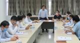 Lãnh đạo tỉnh Long An thăm hỏi, động viên doanh nghiệp vượt khó trong dịch bệnh Covid-19