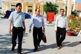 Lãnh đạo tỉnh Long An kiểm tra công tác chuẩn bị Đại hội Đảng tại xã Long Khê