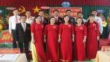 Đại hội Đại biểu thị trấn Tân Thạnh lần thứ VII thành công tốt đẹp