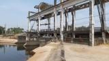 Long An: Độ mặn trên các sông tăng trở lại