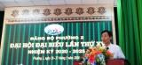 Đảng bộ phường 2 tổ chức phiên trù bị Đại hội đại biểu lần XV, nhiệm kỳ 2020 - 2025