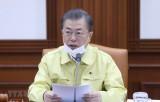 Tỷ lệ ủng hộ Tổng thống Hàn Quốc cao nhất trong 14 tháng qua