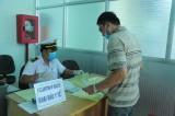 Thực hiện nghiêm việc khai báo y tế đối với hành khách nhập cảnh