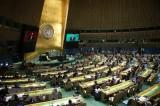 Đại hội đồng LHQ lần đầu thông qua nghị quyết về chống COVID-19