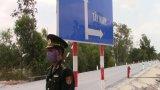 Long An: Tăng cường lực lượng ngăn chặn nhập cảnh trái phép qua biên giới, phòng chống dịch Covid-19