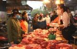 Giá thịt lợn hơi ở nhiều địa phương đột ngột tăng mạnh trở lại