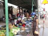 Đức Hòa: Chợ nông thôn những ngày giãn cách xã hội