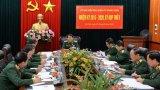 Kỳ họp thứ 15 Ủy ban Kiểm tra Quân ủy Trung ương nhiệm kỳ 2015-2020