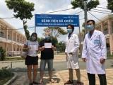 Thêm 3 bệnh nhân nước ngoài được chữa khỏi Covid-19 tại Việt Nam