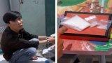 Đức Hòa: Phát hiện đối tượng tàng trữ trái phép chất ma túy