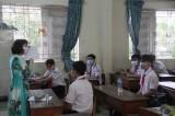 Long An có 674 học sinh vắng trong ngày học đầu tiên