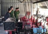 Phòng ngừa cháy, nổ tại cơ sở sản xuất hóa chất, thuốc bảo vệ thực vật, nhựa và dệt may