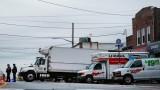New York phát hiện hàng chục thi thể bốc mùi trong xe tải gần nhà quàn
