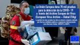 EU viện trợ 70.000 bộ xét nghiệm cho Guatemala để chống dịch COVID-19