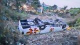 Tai nạn giao thông trên ĐT819: 1 người nguy kịch, 6 người bị thương