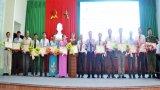 Châu Thành: Tuyên dương 15 tập thể, 30 cá nhân thực hiện tốt Chỉ thị 05-CT/TW