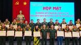 Bộ CHQS tỉnh Long An tuyên dương điển hình tiên tiến trong lực lượng vũ trang