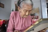 Thăm Mẹ Việt Nam Anh hùng 100 tuổi ở Châu Thành