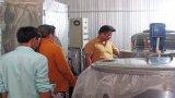 Áp dụng kỹ thuật hiện đại trong sơ chế, nâng cao chất lượng mật ong
