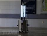 Chế tạo thành công robot diệt khuẩn bằng tia UV trong bệnh viện