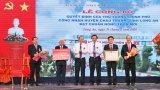Long An: Công bố quyết định của Thủ tướng Chính phủ công nhận huyện Châu Thành đạt chuẩn nông thôn mới