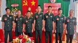 Đại hội đảng viên Đảng bộ Đồn Biên phòng Sông Trăng thành công tốt đẹp