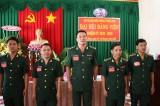 Đại hội đảng viên Chi bộ Đồn Biên phòng Tuyên Bình thành công tốt đẹp