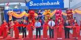 Sacombank khánh thành trụ sở mới Phòng Giao dịch Thủ Thừa