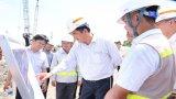 Phó Chủ tịch UBND tỉnh - Phạm Văn Cảnh: Kiểm tra tiến độ Đường tỉnh 830 và dự án đường Tân Tập - Long Hậu