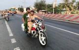 2 tuần ra quân tổng kiểm soát phương tiện giao thông đường bộ: Xử phạt hơn 1.200 trường hợp vi phạm