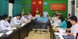 Giám sát việc thực hiện chăm sóc sức khỏe nhân dân tại Sở Y tế