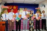 Nhạc sĩ Nguyễn Thanh Hải tái đắc cử Chi hội trưởng Chi hội Âm nhạc tỉnh Long An
