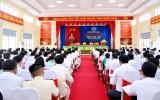 Cần Giuộc: Phiên trù bị Đại hội Đảng bộ huyện lần XII, nhiệm kỳ 2020 - 2025