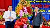 Khai mạc Đại hội Đảng bộ huyện Cần Giuộc lần thứ XII, nhiệm kỳ 2020-2025