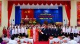 Đại hội Đảng bộ huyện Cần Giuộc lần thứ XII, nhiệm kỳ 2020-2025 thành công tốt đẹp