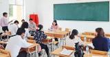 Sở Giáo dục và Đào tạo Long An kiểm tra chuẩn bị kỳ thi tốt nghiệp THPT 2020