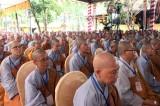 Giáo hội Phật giáo Việt Nam tỉnh Long An tổ chức Đại giới đàn Đạt Đồng